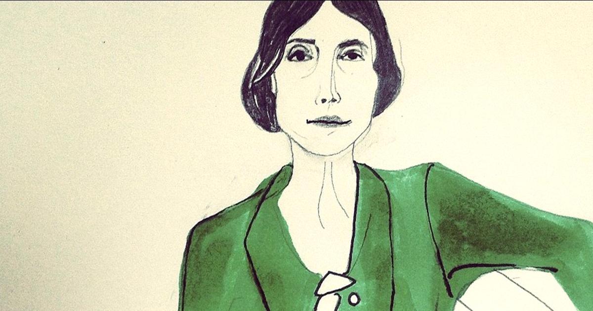 Lola Ridge poet feminist